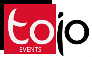 The logo for tojoevents