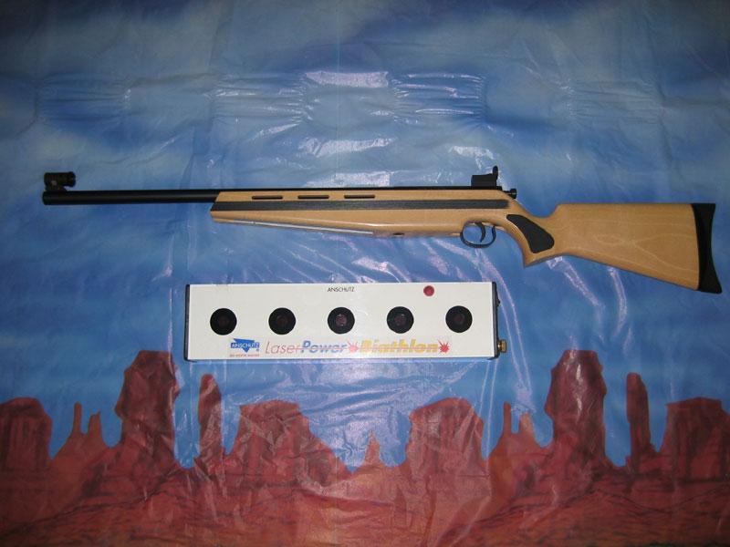 Lasergewehr