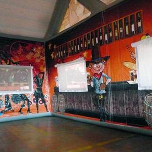 Air Pub Zelt