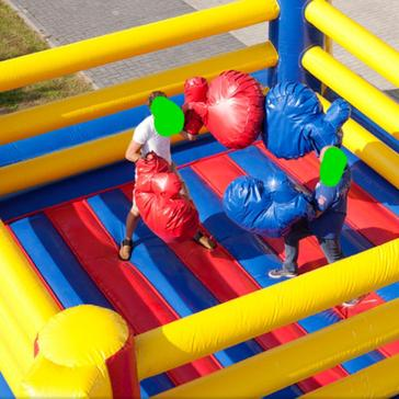 Bouncy Boxen
