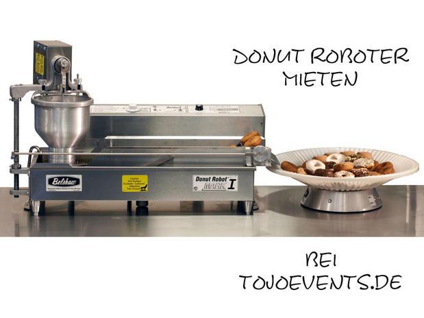 Donut-Roboter