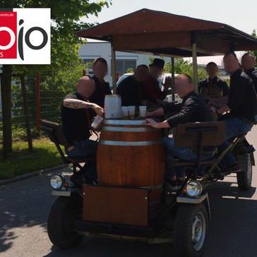 WeinBike / Partybike