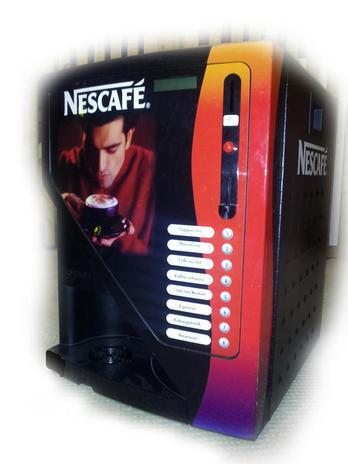 Kaffeeautomat Angelo
