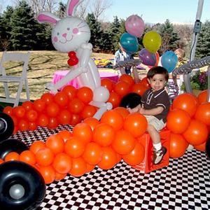 Luftballonmodellage