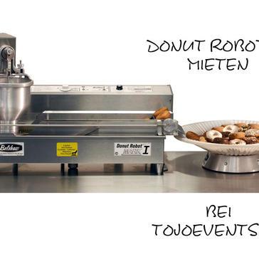 Donut Roboter