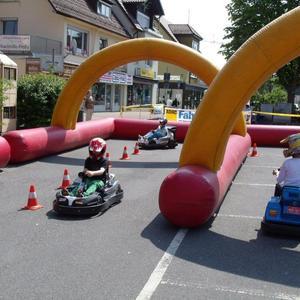 Elektro-Kartbahn / Formel 1 Ring