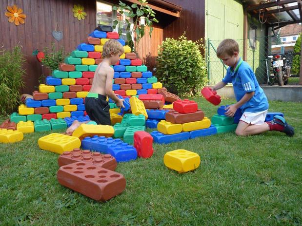 XXL-Legosteine