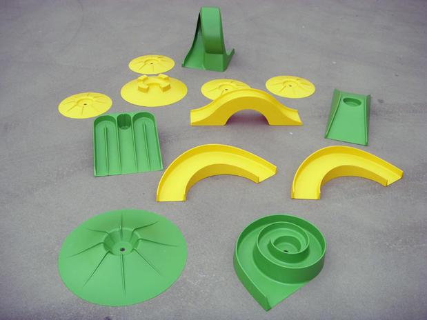 Minigolf-Zubehör