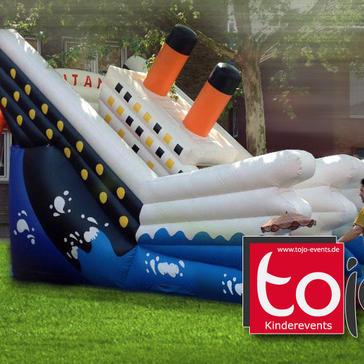 Riesenrutsche Titanic