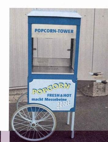 Popcorn - Popcorntower