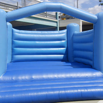 Hüpfburg Blue Bounce